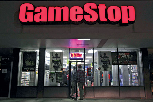 Is GameStop really Game Over? by Claudio Brocado
