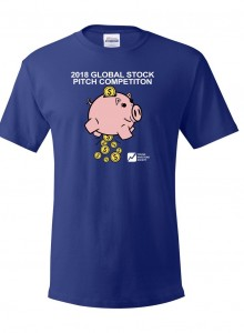 Stock Pitch Competition T-Shirt Design Contest Winner is…