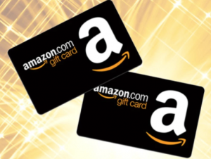Amazon Gift Card Giveaway: The Winners Are…
