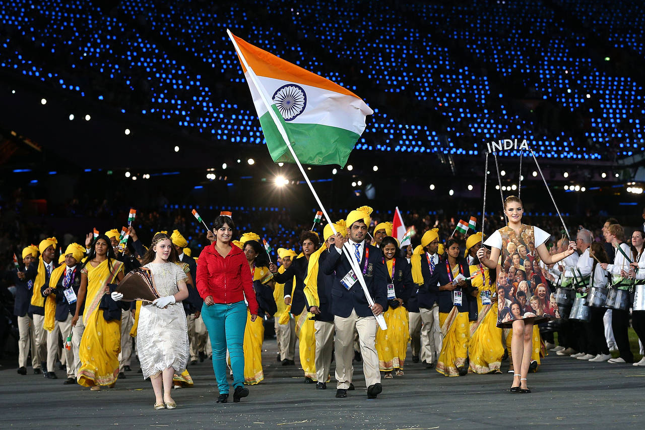 5 Things To Know About India's Biggest-Ever Olympic Team