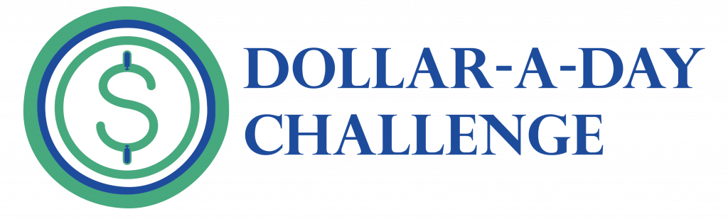 Dollar-A-Day Challenge Starts October 1st!