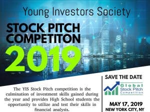 2019 Stock Pitch Competitions