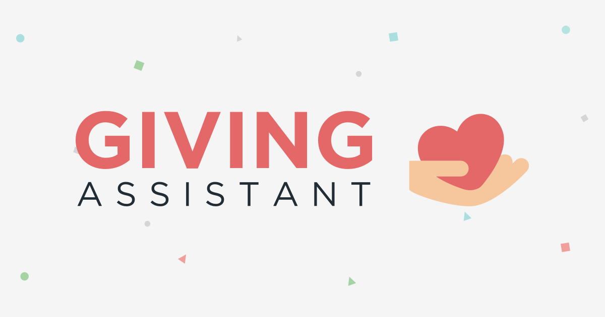 Do your Holiday Shopping with Giving Assistant