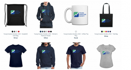 YIS Merchandise Store OPEN!