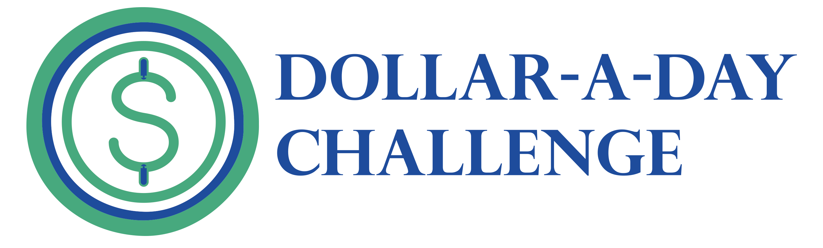 Apply for the Dollar-A-Day Challenge!