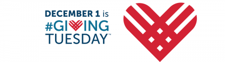 Join us on #GivingTuesday!