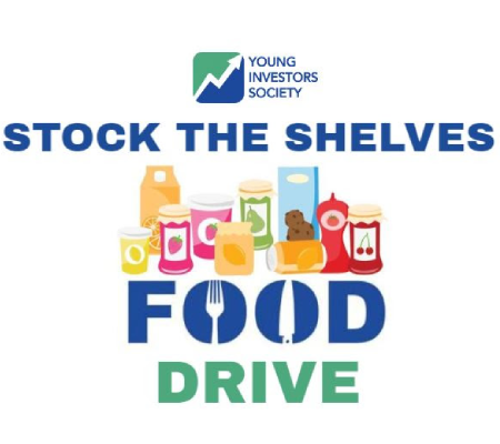 Stock the Shelves Food Drive Is Extended!