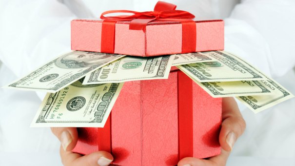 Enter the Start Investing NOW Giveaway for December!