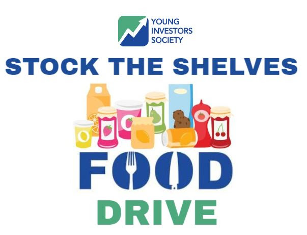 YIS Stock the Shelves Food Drive